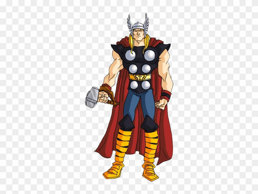 Download Thor Png: Thor Cartoon Cliparts Many Interesting Png