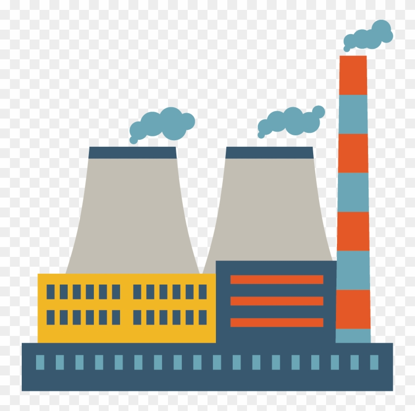 Thermal Power Station Electricity Generation Fossil ...