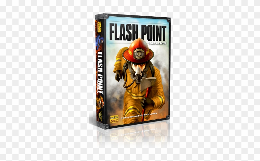 Flash Point Fire Rescue - Flash Point Fire Rescue Board Game Indie Boards Cards #596537