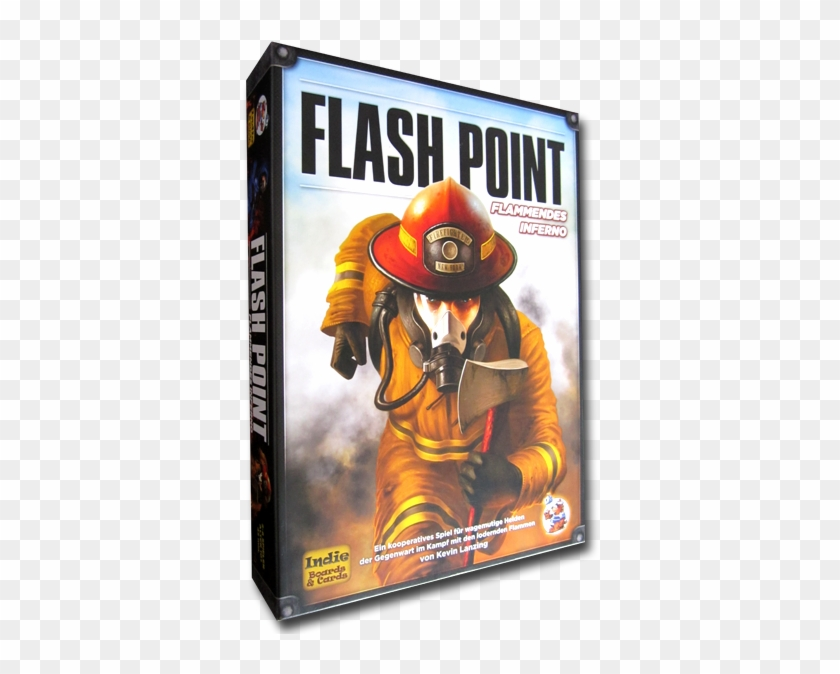 Flash Point U Flammendes Inferno - Flash Point Fire Rescue Board Game Indie Boards Cards #596540