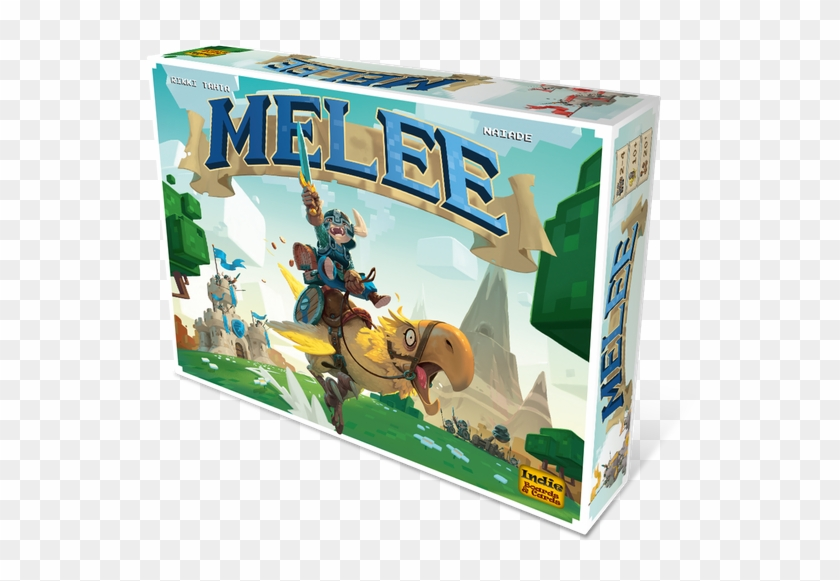 Indie Boards And Cards The Company That Brought Us - Indie Boards And Cards Melee Board Game #596546