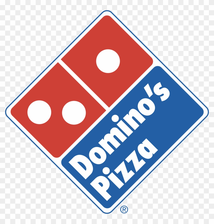 Domino's Pizza Logo Png Transparent - Dominos Pizza Logo Png #596783