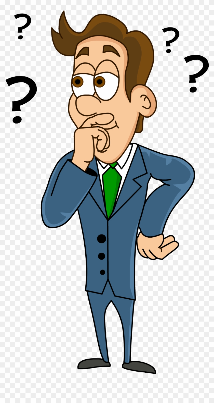 Please Reach Out With Any Questions Cartoon Pointing Man Png