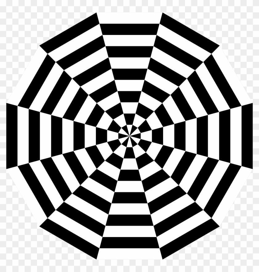 Dizzy Moving Optical Illusions