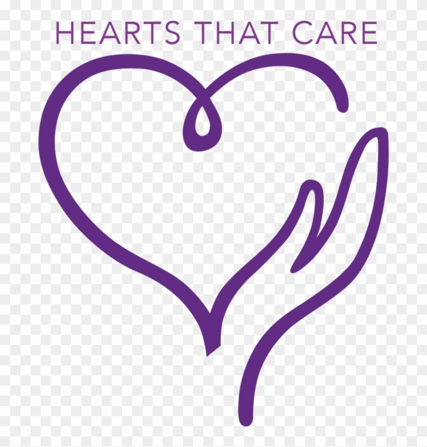 Caring Heart Logo #597189