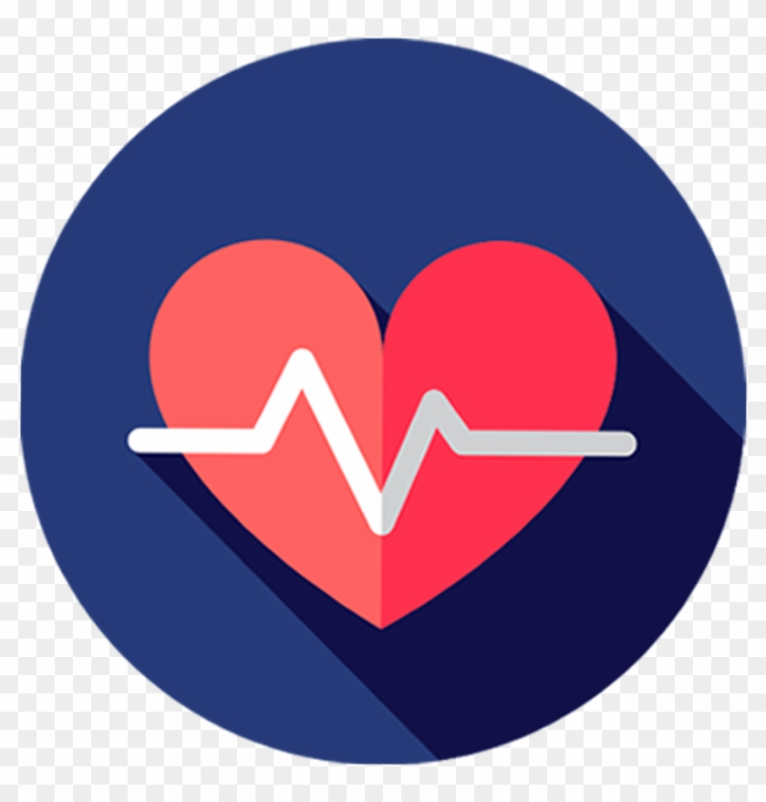 Heart Medical Icon Png #597240