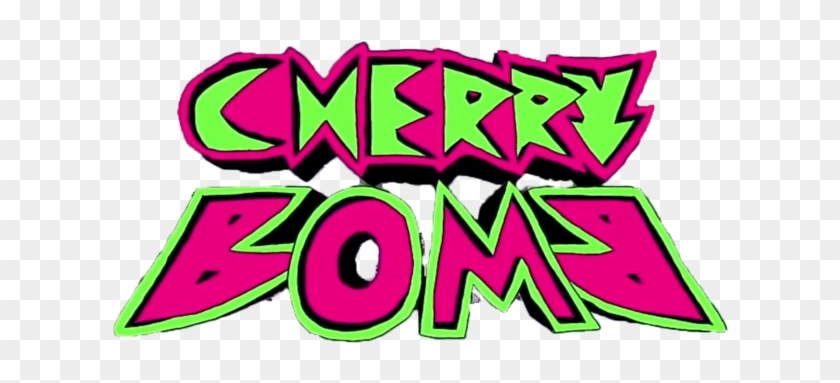 Cherry Bomb Logo Nct 127 By Syvinaas By Syvinaas - Nct Logo Cherry Bomb #597866