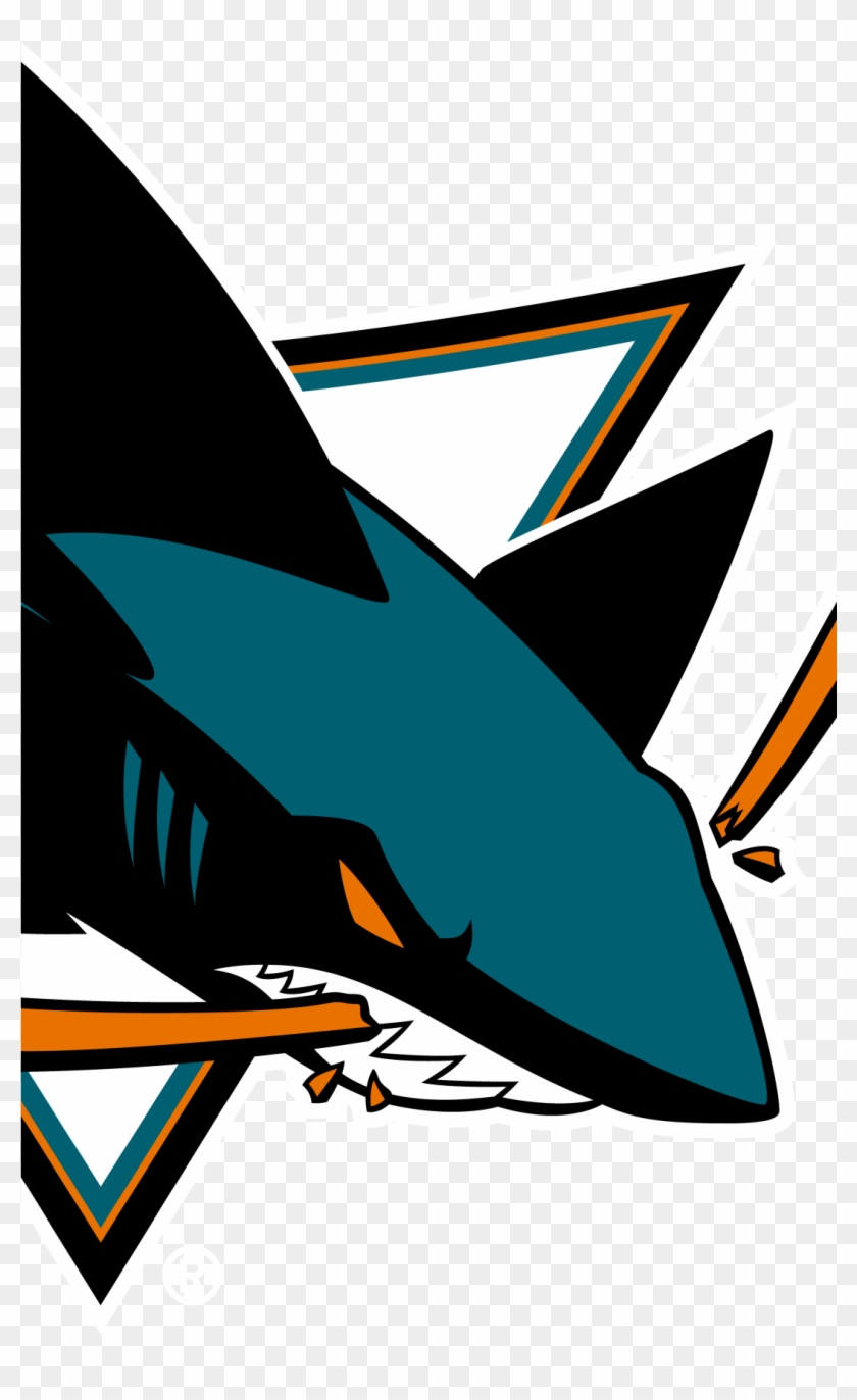 Mobile Wallpaper San Jose Sharks First Logo Free Transparent