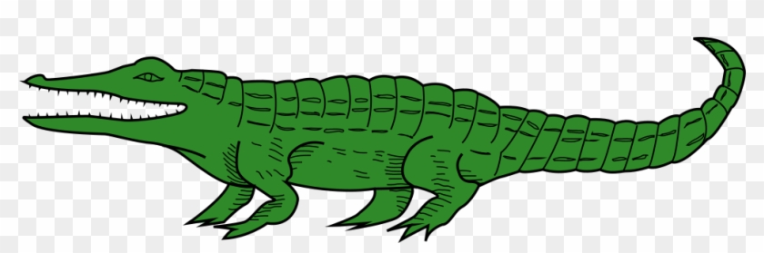 New Alligator Clipart Images Alligator Clipart New - Jamaica Coat Of Arms Crocodile #598619