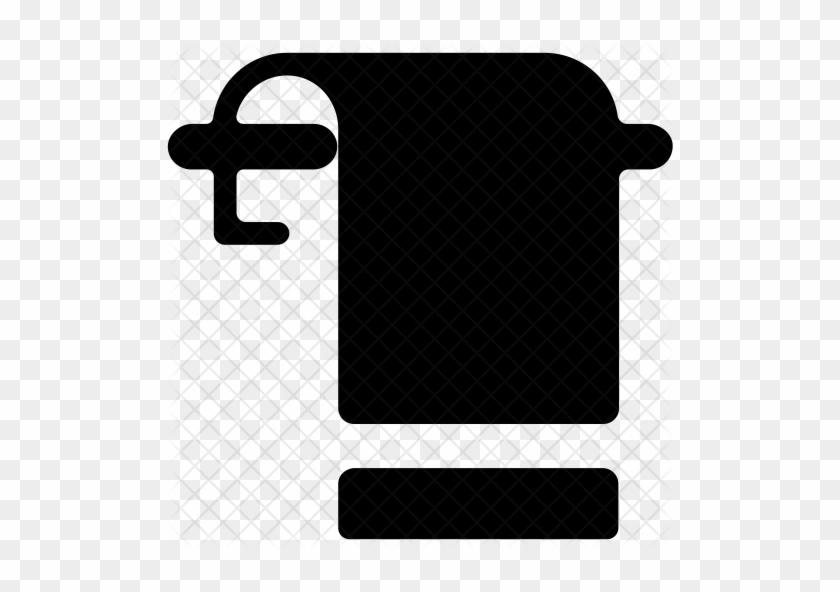 Paper Towel Icon - Toilet Paper Holder Icon #599060