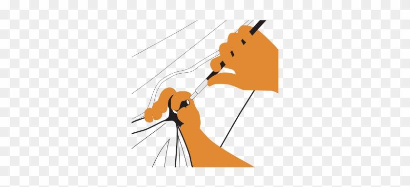 Gazelle Camping Hub Tent - Illustration #599984