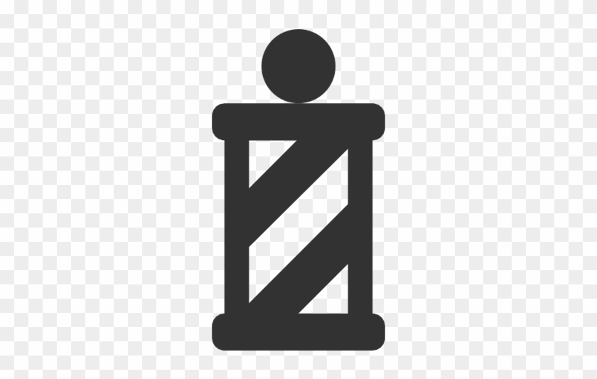 Barber's Lamp Post Icons - Barber Shop Ico #600775