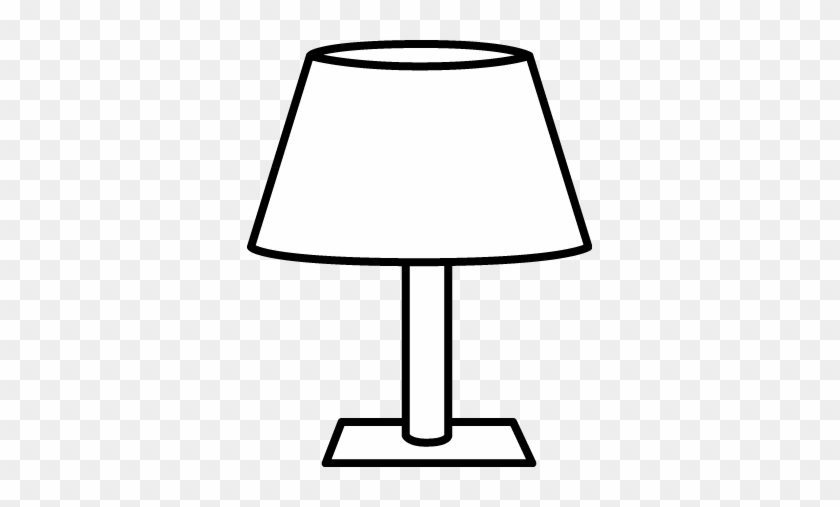 Lighting Clip Art Images For Black And White Lamp Designs Table