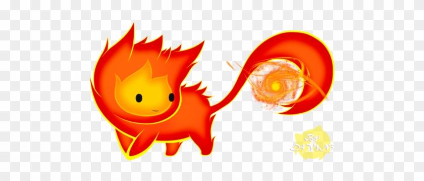 Adventure Time Hình Nền Titled Ngọn Lửa, Chữa Cháy - Hora De Aventura Flambo #600834