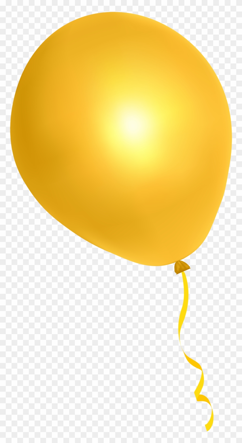 Balloon Free Png Transparent Background Images Free - Yellow Balloon Png #601506