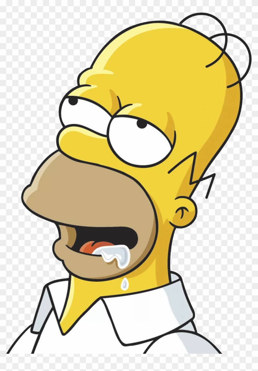 Homer Simpson Head Free Transparent Clipart Images Download Png 840x1206