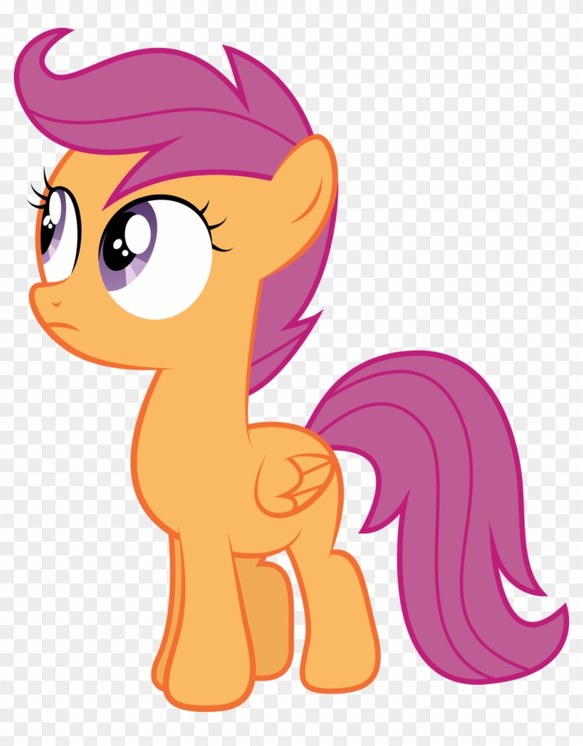 Scootaloo By Paulysentry Scootaloo By Paulysentry Mlp Scootaloo Scared Free Transparent Png Clipart Images Download I'm scootaloo and i'm a member of the cutie mark crusaders! clipartmax