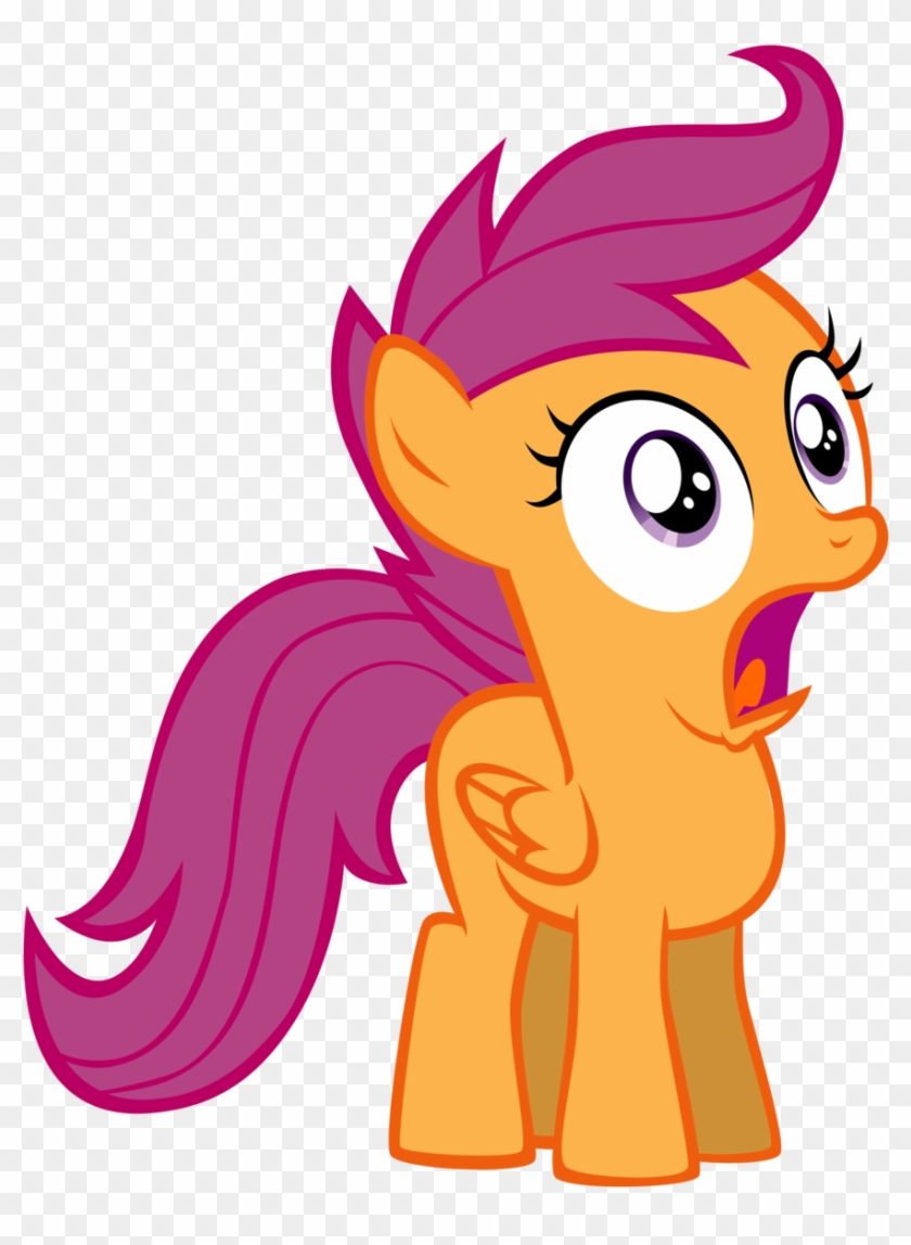 Shocked Scootaloo Vector By Togekisspika35 Shocked Mlp Scootaloo Gasp Free Transparent Png Clipart Images Download So, here are some studies of hi. shocked scootaloo vector by