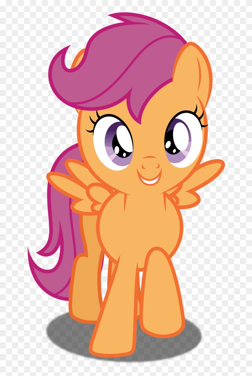 Vector My Little Pony Cutie Mark Crusaders Scootaloo Free Transparent Png Clipart Images Download Now we're on a mission to help ponies discover theirs! my little pony cutie mark crusaders