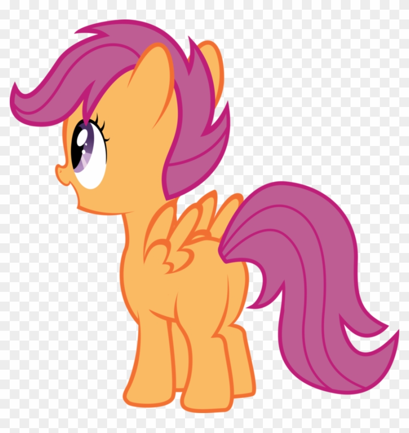 Scootaloo Looks Beyond By Tamalesyatole Mlp Scootaloo Vector Free Transparent Png Clipart Images Download The mlp movie has been quite amazing for me. by tamalesyatole mlp scootaloo vector