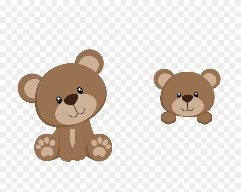Download Baby Shower Bear - Teddy Bear Baby Shower Png #603155