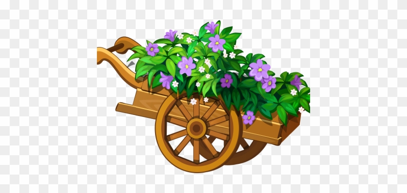 garden clipart transparent wheelbarrow with flowers clipart free transparent png clipart images download garden clipart transparent
