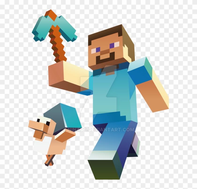 Minecraft Steve Vector Minecraft Xbox 360 Edition Free