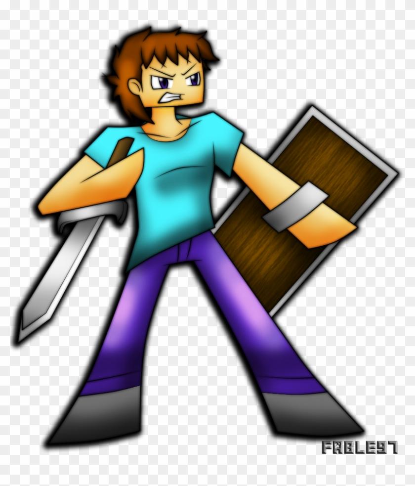 Steve Minecraft By Fable97 Steve Minecraft By Fable97 Cartoon