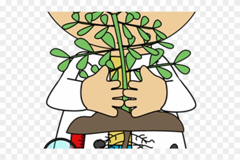 Plants Clipart Lab - Clipart Child Scientist #603806