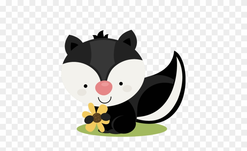 Cute Skunk Cute Skunk Clipart Free Transparent Png Clipart Images Download