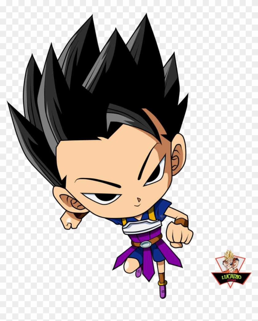 Resultado De Imagen Para Hit Chibi Dragon Ball Super Kale Chibi