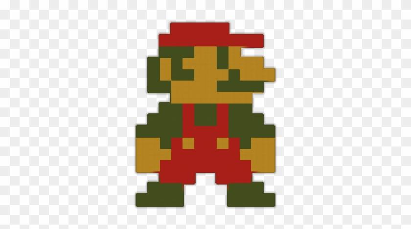 Mario Clipart 8bit Super Mario 8 Bit Free Transparent Png
