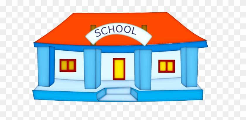 Bill Crawford America Leaving Behind No Child Left - School Building Clip Art #604699