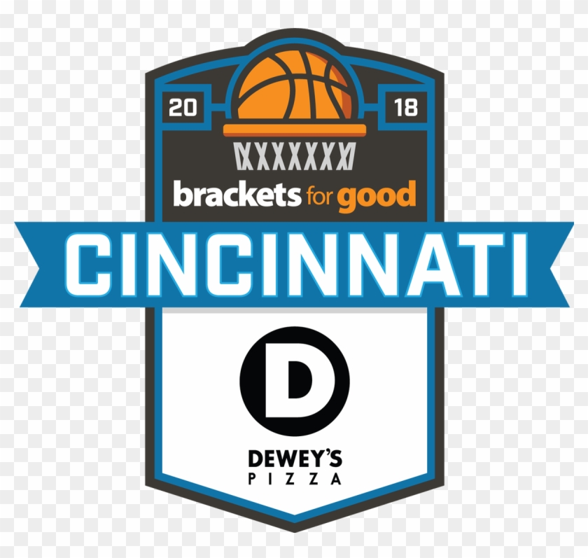 Also Because They Have A Heart To Match Their Za's - Brackets For Good Indianapolis 2018 #605055