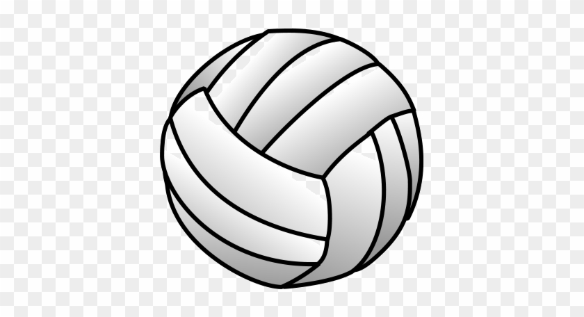 Girls' - Volleyball Ball Cartoon #605938