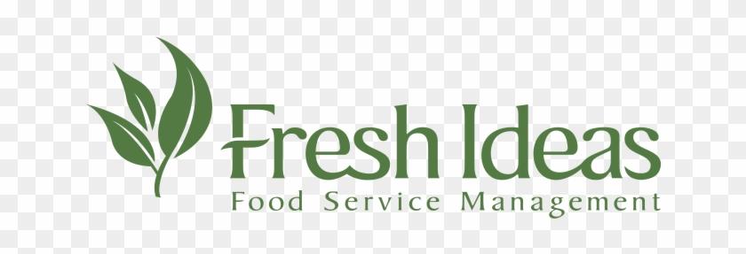 Fresh Ideas Food Logo - College Food Service Logo #606019