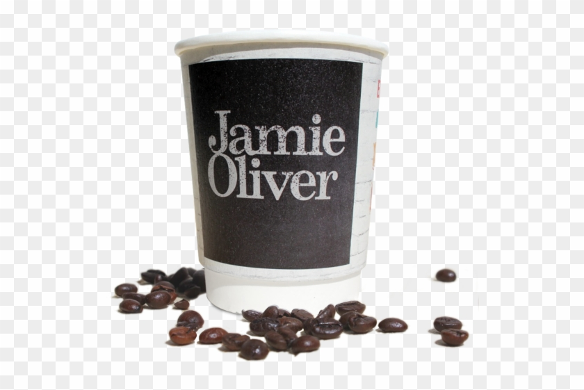 Printed Cups For Takeaway Coffee Business Small Quantities - Jamie Oliver Ceramic Baking Beans (600g) #606835