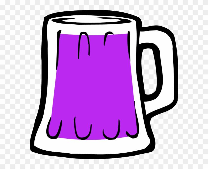 Home Brew Competetion Clipart - Cartoon Beer Mug #608786