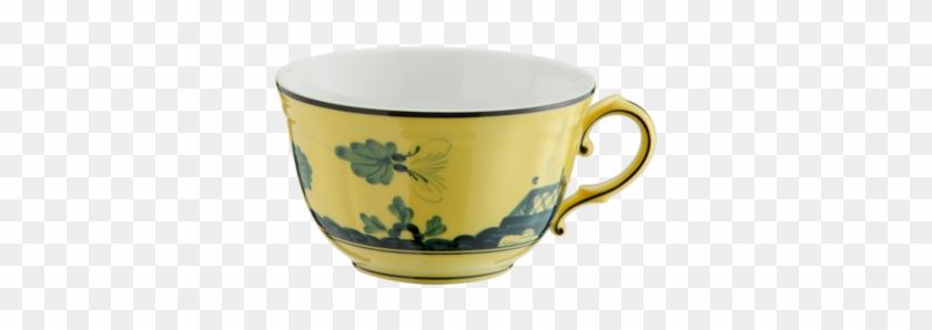 Oriente Italiano Teacup, Citrino - Richard Ginori Oriente Italiano - Albus Tea Cup #609666