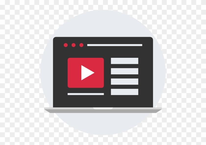 Film Movie Play Player Stream Video Youtube Icon Lista De