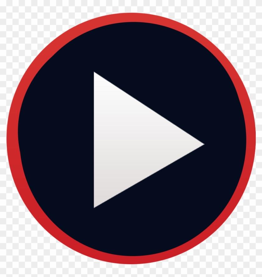 Logo Youtube Iosversion By Akiruuu On Deviantart - Bertha Tillman Oh My Angel #610743
