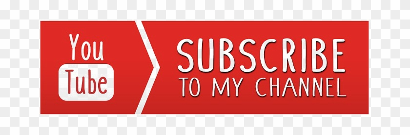 Youtube Transparent Logo Play Button Download Subscribe To My Channel Png Free Transparent Png Clipart Images Download