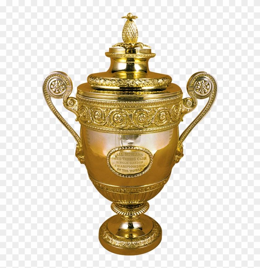 Grand Slam - Wimbledon Tennis Trophy Png #610964