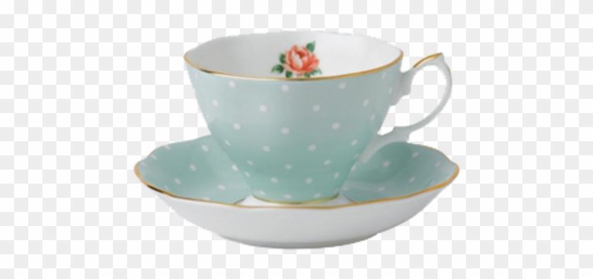 Fancy Teacup Clip Art