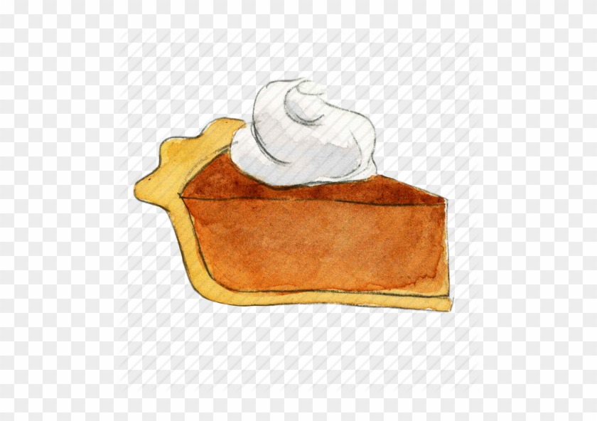 Thanksgiving Give Thanks Icon, Png Clipart Image - Pumpkin Pie #611185