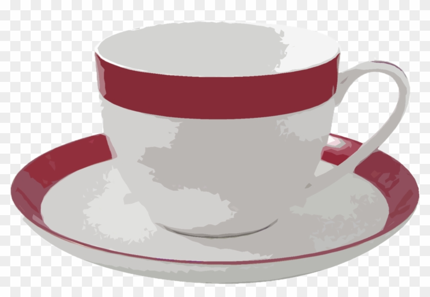 After She Had Come Around, Lily Started Talking - Aynsley Madison - Traditional Tea Cup & Saucer #611371