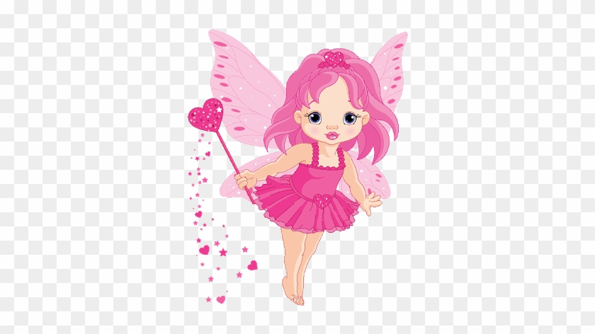 Pretty Cartoon Fairy Pixies And Fairies Clipart Free Transparent