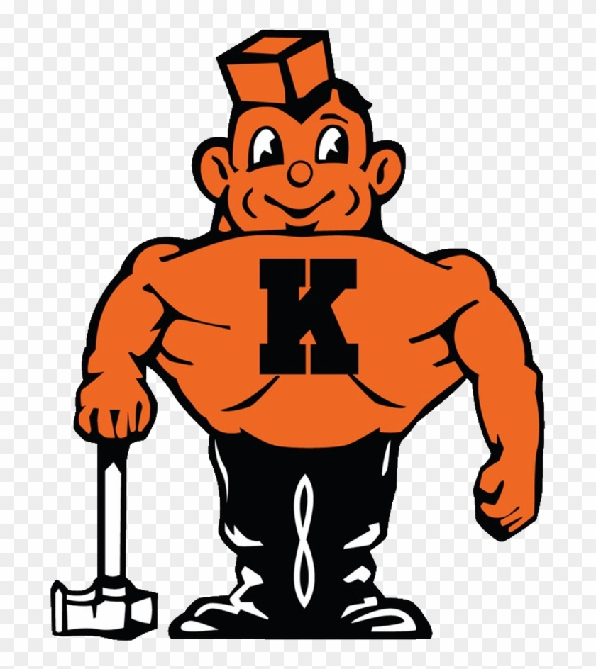 Bradley-bourbonnais Isn't The Only School To Use The - Kewanee High School Boilermakers #611977