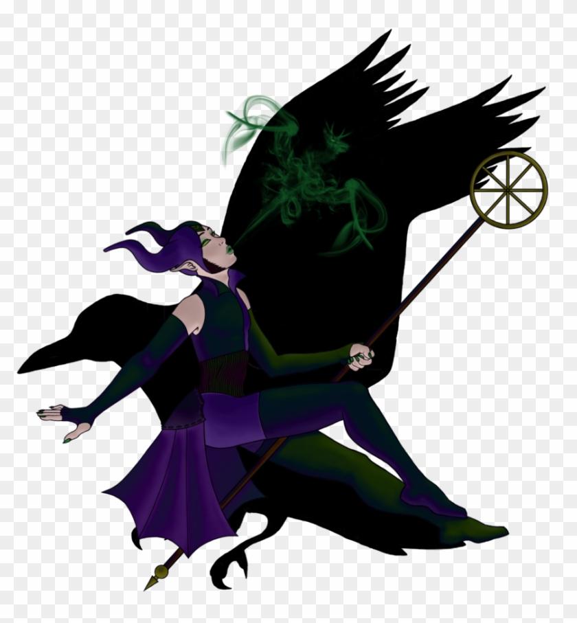 Malfeasant Maleficent By Struckbyeros Malfeasant Maleficent