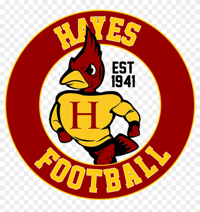 2018 Football Coaching Clinic At Hayes - Cardinal Hayes High School Logo #613092